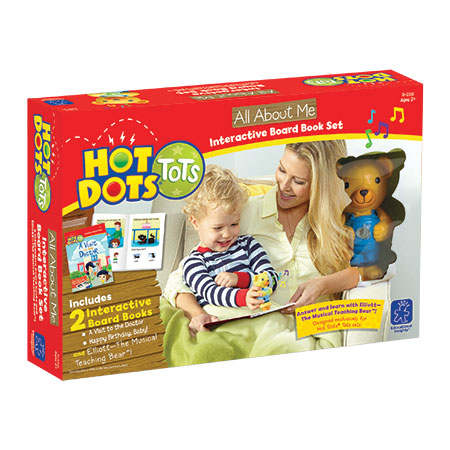 D009: All About Me Interactive Board Book Set