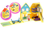 A037: Peppa Pig Playhouse and Grandpa Pig's Train