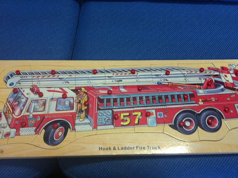 P030: Fire Truck Puzzle