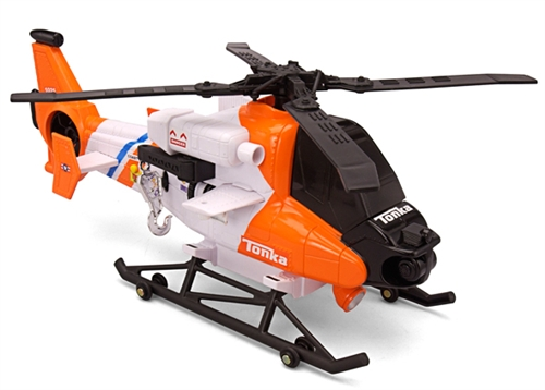 A041: Mighty Rescue Helicopter