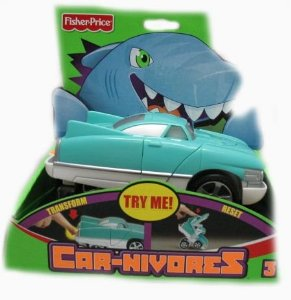 A044: Car-nivores - Shark