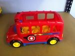 E031: Little People Stop 'n Go School Bus