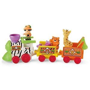 E032: Little People Musical Safari Train