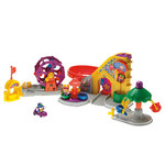 E033: Little People Surprise Sounds Fun Park and Ferris Wheel