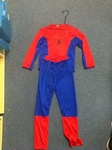 E034: Spider Man Costume