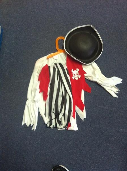 E036: Pirate Costume