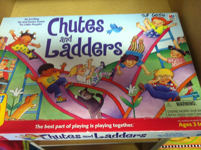 G004: Chutes and Ladders