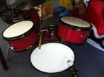 U001: Children's Drum Set
