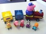 A053: Peppa Pig Train