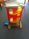 A055: Little Tikes Big Adventures Fire Station