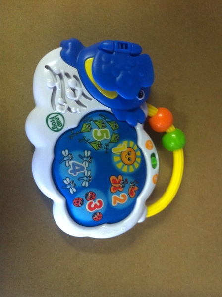 B031: LeapFrog Musical Counting Pal