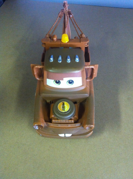 A058: Cars Mater