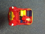 A060: The Wiggles - Big Red Car Toy