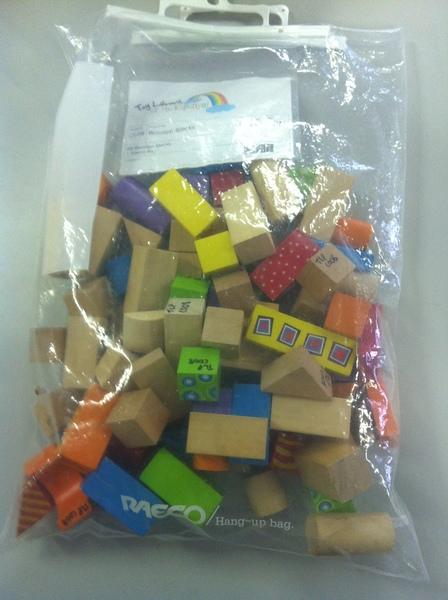 C008: Wooden Blocks