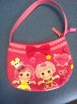 F061: Lalaloopsy Pink Bag