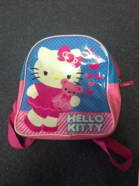 F063: Hello Kitty Backpack