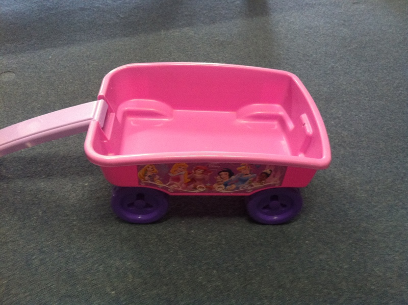 A091: Disney Princess Wagon