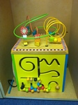 H002: sensory Play Cube