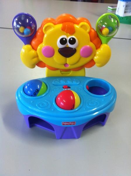 B033: Lion Balls