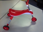 R015: FOLDEE 3 Wheel Bike