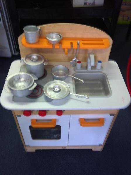E001: Gourmet Kitchen
