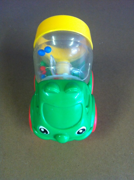B038: fisher price cement mixer-small