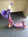 R017: Disney Princess Scooter