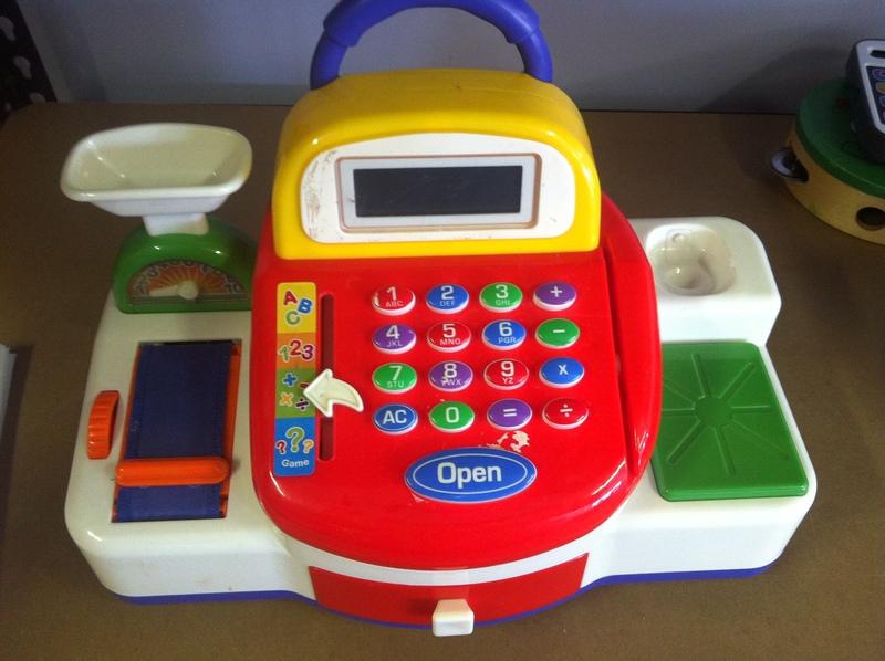 A104: cash register
