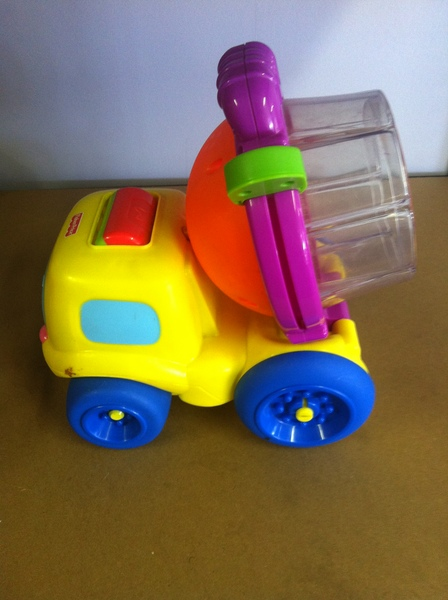 A105: cemet mixer fisher price