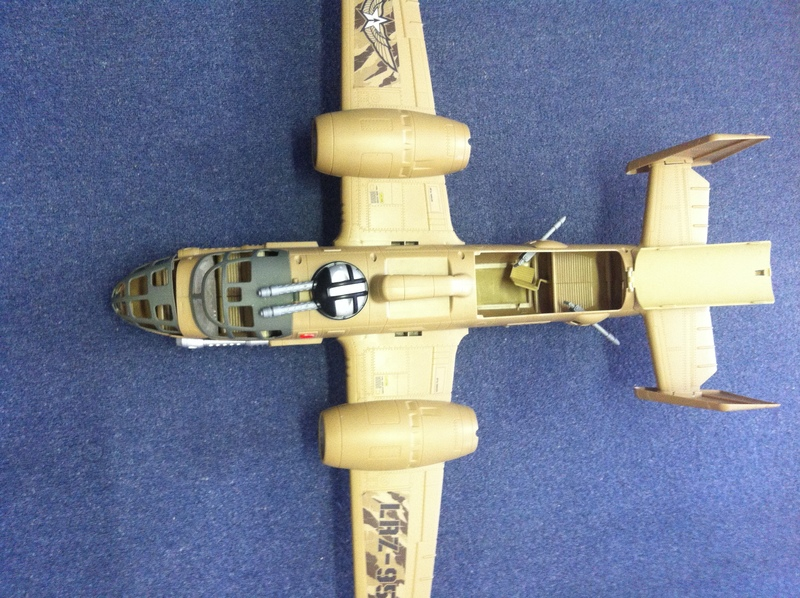 A111: Military Aeroplane (Large-Khaki)