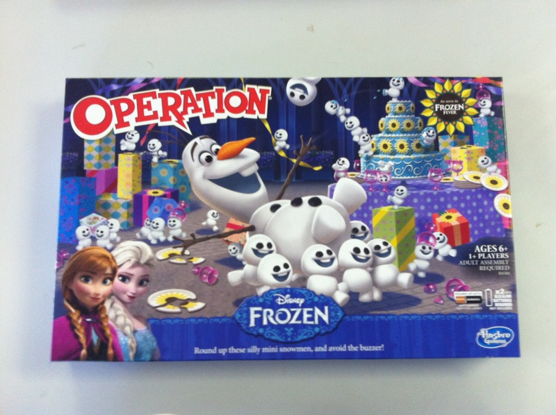G006: Operation - Frozen Edition