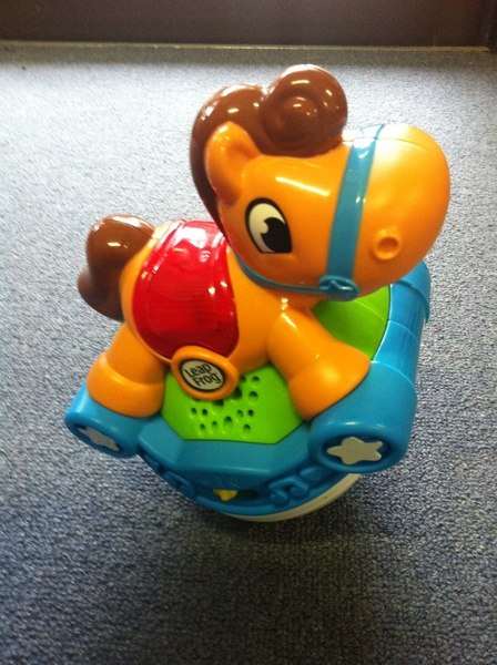 A078: Leap Frog Rolling Horse