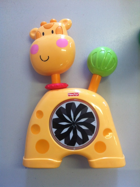 B006: Fisher Price Giraffe