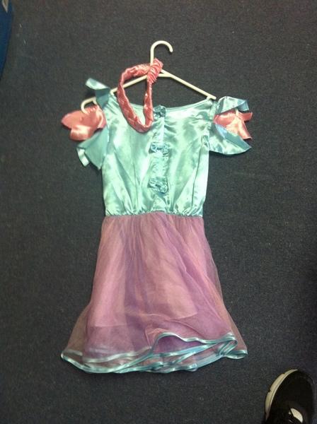 E010: Ballerina Costume
