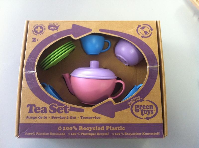 E012: Tea Set
