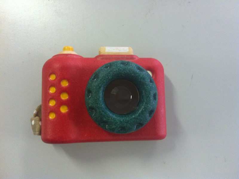 E013: My First Camera