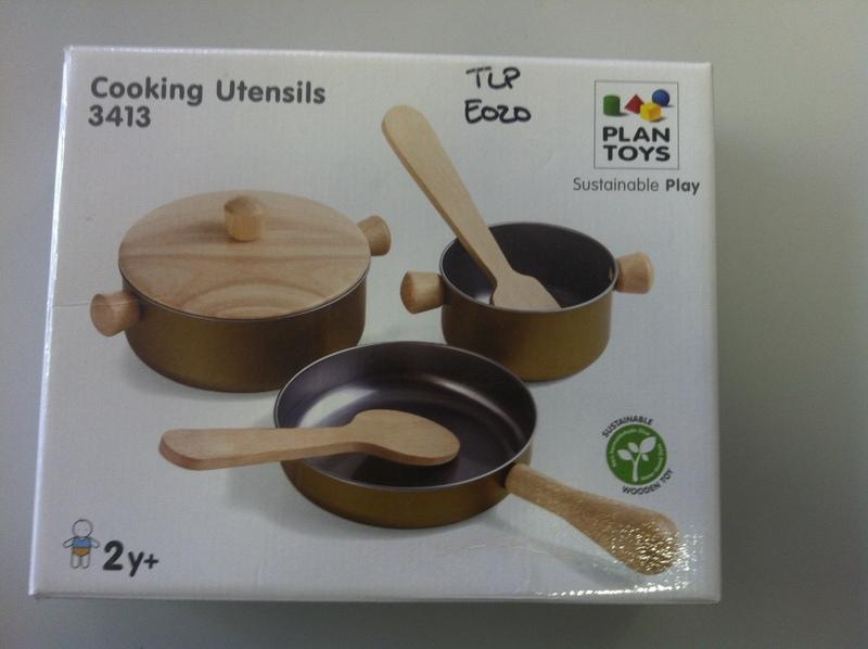 E020: Cooking Utensils