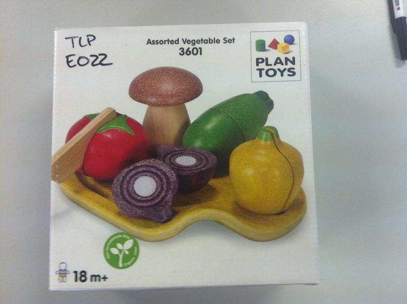 E022: Assorted Vegetable Set