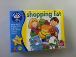 G001: Shopping List Game