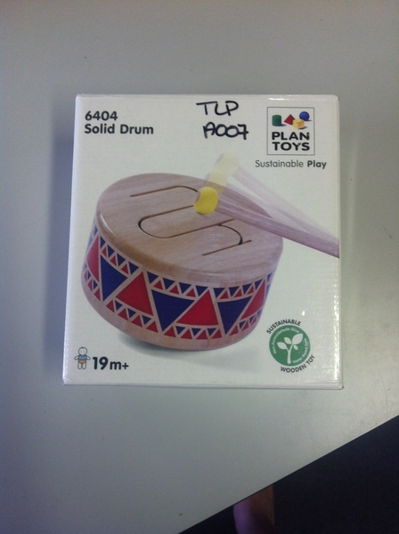 A007: Solid Drum