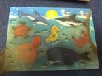 P011: Sea Creatures Peg Puzzle
