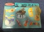 P014: Musical Instruments Sound Puzzle