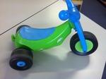 R006: Green/Blue Toddler Trike