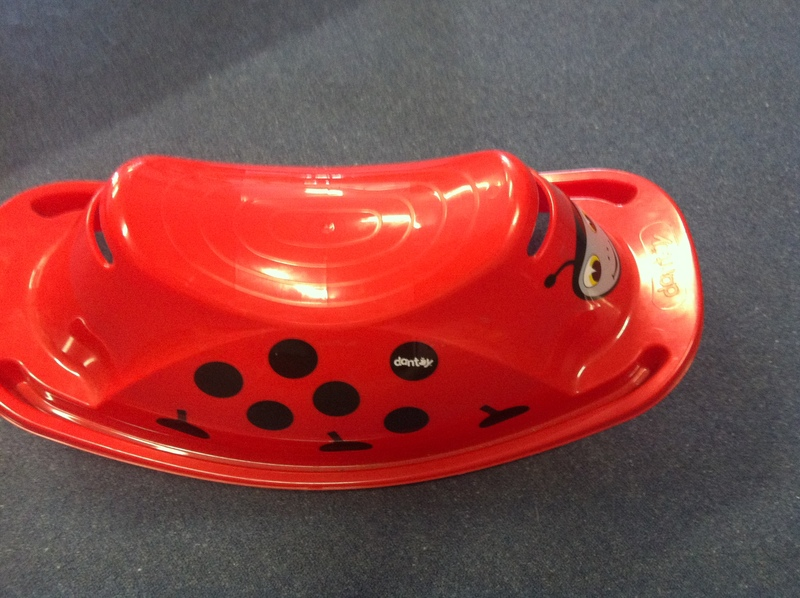 R007: Ladybird Rocker