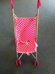 A017: Collapsible Doll Stroller