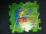 P015: Floor Mat Puzzle