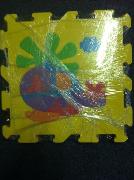 P018: Floor Mat Puzzle