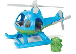 62057: Green Toys Helicopter