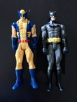 62065: Two action figures