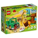 82015: Lego Duplo Savanna Zoo Set